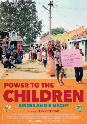 Filmplakat: Power to the Children - Kinder an die Macht
