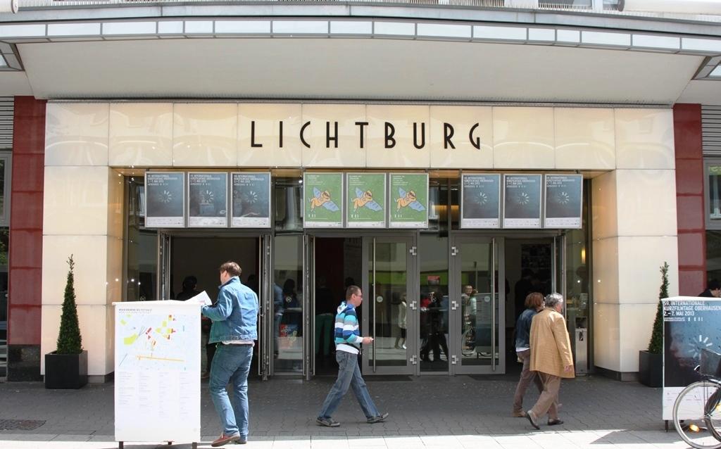 Lichtburg Oberhausen Kinoprogramm