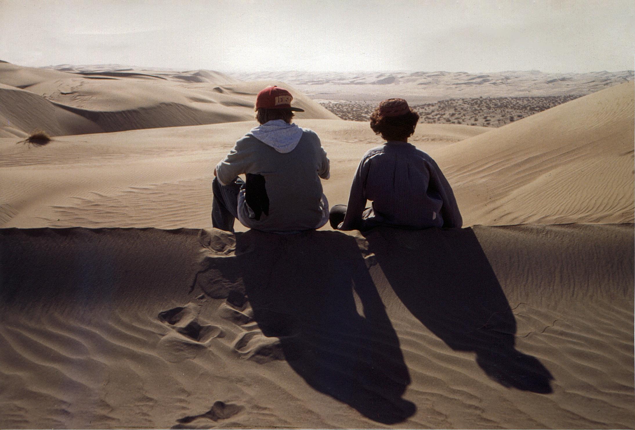 Filme In Der Wüste