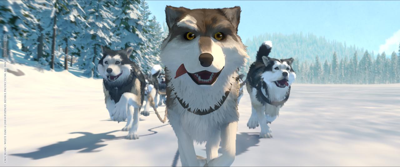 Film » Die Abenteuer von Wolfsblut | Deutsche